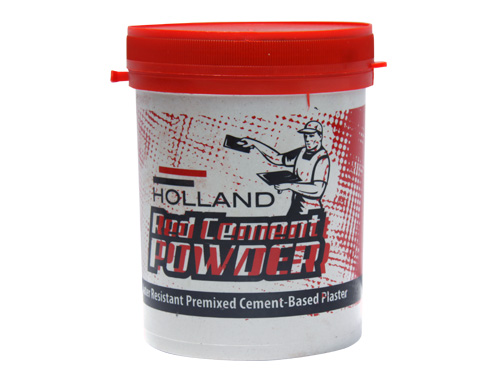 Red Cement Powder